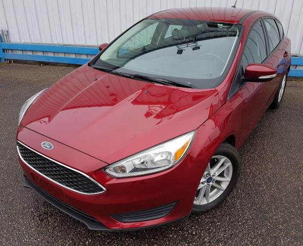 2015 Ford Focus SE Hatchback *HEATED SEATS*