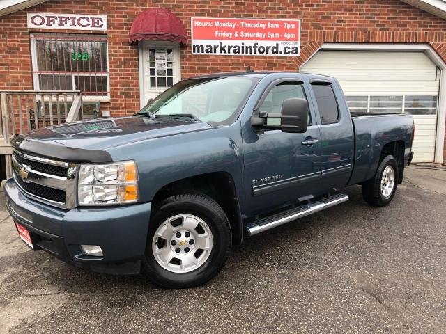 2010 Chevrolet Silverado 1500 LTZ 6.2 Litre V8 Max Tow Package Leather Rem Start