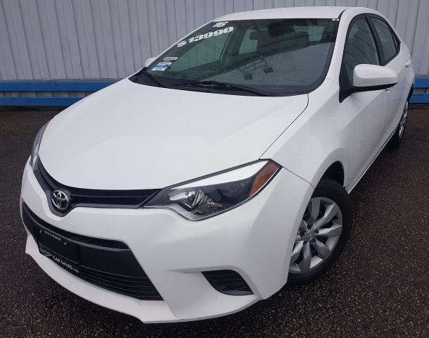 2016 Toyota Corolla LE *HEATED SEATS*