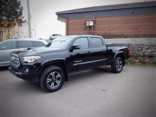 Used 2017 Toyota Tacoma TRD Off Road for sale in Saint John, NB