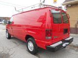 2011 Ford E-250 CARGO 5.4L Loaded Rack Divider Shelving 135,000Km