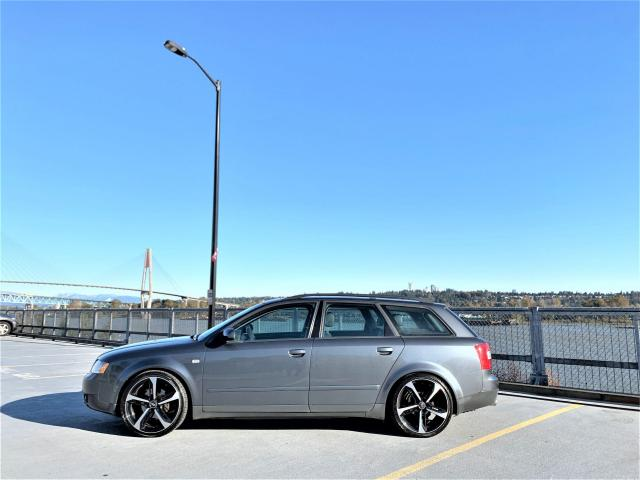 2003 Audi A4 Avant Wagon - Manual