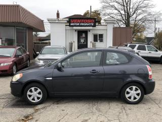 Used 2007 Hyundai Accent GS for sale in Cambridge, ON