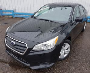 Used 2017 Subaru Legacy 2.5i *HEATED SEATS* AWD for sale in Kitchener, ON