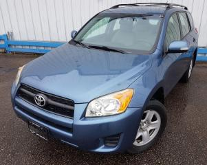 Used 2009 Toyota RAV4 4WD for sale in Kitchener, ON