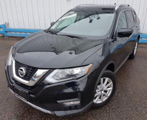 Used 2017 Nissan Rogue SV AWD *7 PASSENGER* for sale in Kitchener, ON