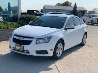 Used 2014 Chevrolet Cruze 1LT for sale in Tilbury, ON