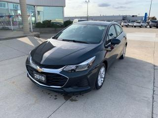 Used 2019 Chevrolet Cruze LT for sale in Tilbury, ON