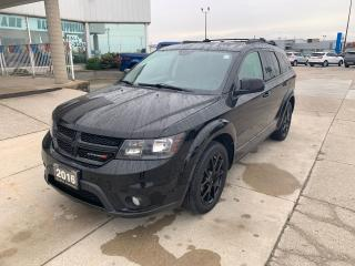 Used 2016 Dodge Journey SXT for sale in Tilbury, ON