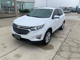 Used 2020 Chevrolet Equinox Premier for sale in Tilbury, ON