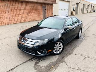 Used 2012 Ford Fusion SEL | CERTIFIED | V6 POWER | AUTO for sale in Burlington, ON