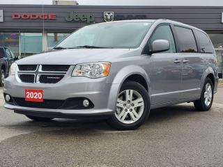 Used 2020 Dodge Grand Caravan for sale in Listowel, ON