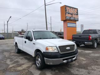 Used 2008 Ford F-150 XL**RUNS GREAT**SHORT CAB**LONG BOX**AS IS SPECIAL for sale in London, ON