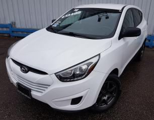 Used 2014 Hyundai Tucson GL AWD *LEATHER* for sale in Kitchener, ON