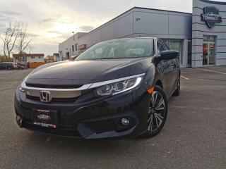 Used 2016 Honda Civic EX-T for sale in St. Catharines, ON