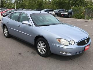 Used 2005 Buick Allure CX  ** CRUISE ** for sale in St Catharines, ON