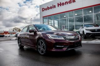 Used 2017 Honda Accord Touring for sale in Woodstock, ON