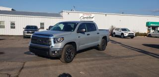 New 2021 Toyota Tundra 4X4 Crewmax SR5 TRD OFF ROAD for sale in Port Hawkesbury, NS