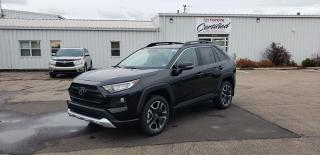 New 2021 Toyota RAV4 Trail AWD RAV4 TRAIL AWD for sale in Port Hawkesbury, NS
