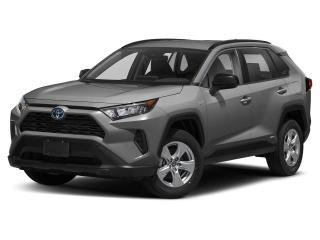 New 2021 Toyota RAV4 Hybrid LE AWD RAV4 HYBRID LE for sale in Port Hawkesbury, NS