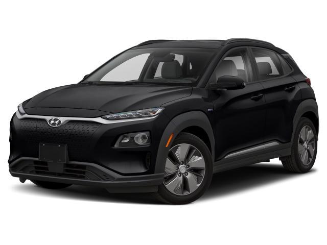 2021 Hyundai KONA EV Preferred NO OPTIONS