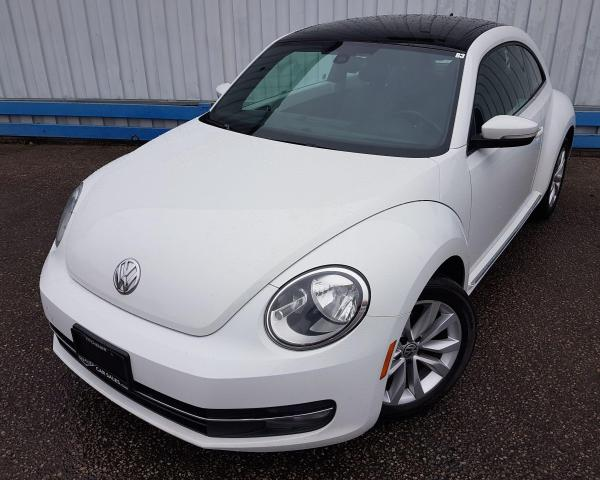 2015 Volkswagen Beetle Comfortline *LEATHER-SUNROOF*