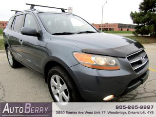 Used 2009 Hyundai Santa Fe Limited - AWD - 3.3L for sale in Woodbridge, ON
