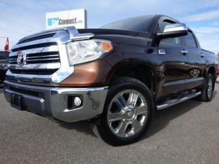 Used 2016 Toyota Tundra Platinum/1794 Edition for sale in Ottawa, ON