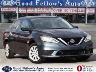 Used 2018 Nissan Sentra SV MODEL, REARVIEW CAMERA, HEATED SEATS, 1.8L 4CYL for sale in Toronto, ON