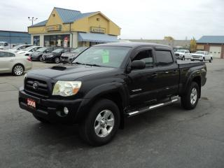 Used 2008 Toyota Tacoma SR5 CrewCabTRD Sport 4.0L 4x4 ShortBox for sale in Brantford, ON