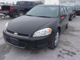 Used 2012 Chevrolet Impala police for sale in Innisfil, ON