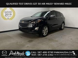 Used 2018 Chevrolet Equinox Premier for sale in Sherwood Park, AB