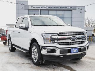 New 2020 Ford F-150 LARIAT 502A FX4 CHROME TRLR TW | NAV | LEATHER for sale in Winnipeg, MB
