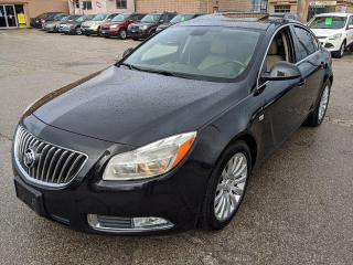 Used 2011 Buick Regal CXL RL2 for sale in Hamilton, ON