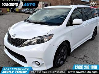 Used 2011 Toyota Sienna SE for sale in Hamilton, ON