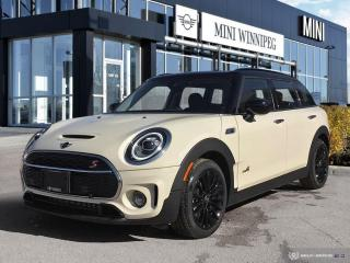 New 2021 MINI Cooper Clubman Cooper S SIGNATURE LINE for sale in Winnipeg, MB