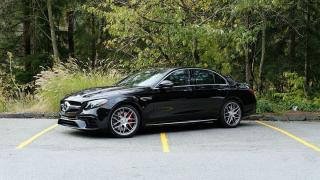 Used 2018 Mercedes-Benz E-Class AMG E 63 S for sale in Langley, BC