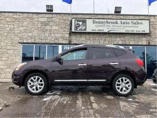 Used 2013 Nissan Rogue SL AWD Leather Navigation Sunroof for sale in Calgary, AB
