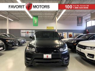 Used 2014 Land Rover Range Rover Sport SUPERCHARGED V8|510HP|HEADS-UP|BREMBO|NAV|MERIDIAN for sale in North York, ON