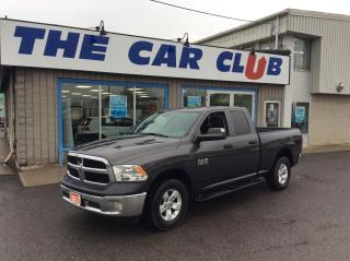 Used 2017 RAM 1500 SXT - 4X4 - V6 - QUAD CAB - 6.5 FOOT BOX! for sale in Ottawa, ON