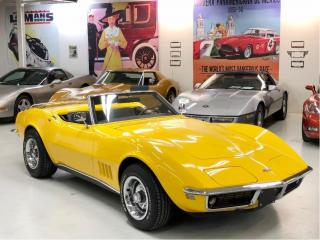 Used 1968 Chevrolet Corvette for sale in Paris, ON