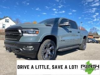 New 2021 RAM 1500 Big Horn | Built To Serve Edition | Tonneau | for sale in Mitchell, ON