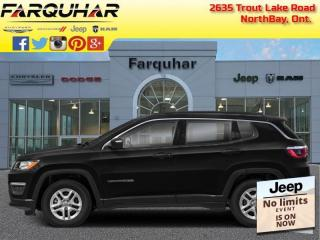 New 2021 Jeep Compass Altitude for sale in North Bay, ON