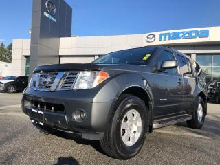 Used 2005 Nissan Pathfinder SE OFFROAD for sale in Surrey, BC
