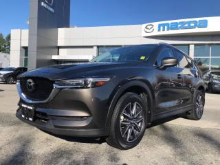 Used 2017 Mazda CX-5 GT for sale in Surrey, BC