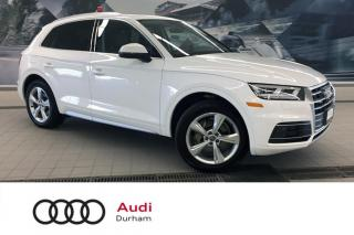Used 2018 Audi Q5 2.0T Progressiv + Lane Assist | Nav | Pano Roof for sale in Whitby, ON