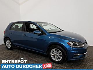 Used 2019 Volkswagen Golf Comfortline Automatique - A/C - Caméra de Recul for sale in Laval, QC