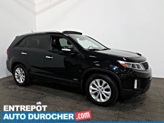Used 2015 Kia Sorento EX V6 AWD TOIT OUVRANT - A/C - CUIR for sale in Laval, QC