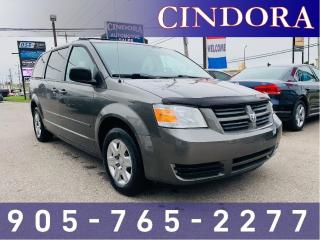 Used 2010 Dodge Grand Caravan SE, Stow N Go, Cruise Control for sale in Caledonia, ON