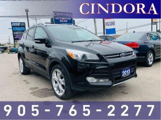 Used 2013 Ford Escape Titanium AWD for sale in Caledonia, ON